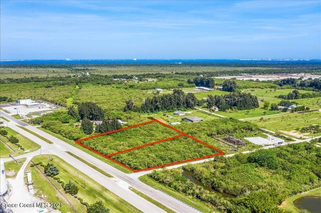 0 Unknown, Merritt Island, FL 32953 (MLS #904661) :: Armel Real Estate