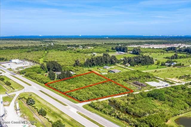 0 Unknown, Merritt Island, FL 32953 (MLS #904661) :: Armel Real Estate