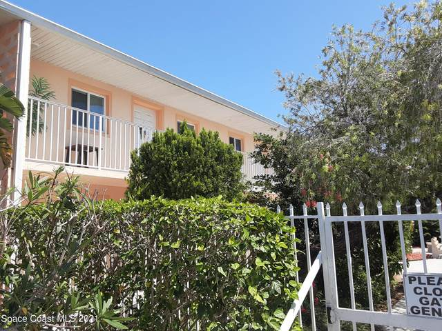 211 Circle Drive #2, Cape Canaveral, FL 32920 (#904667) :: The Reynolds Team | Compass