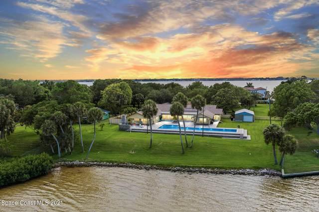 8800 S Tropical Trail, Merritt Island, FL 32952 (MLS #904669) :: Premium Properties Real Estate Services