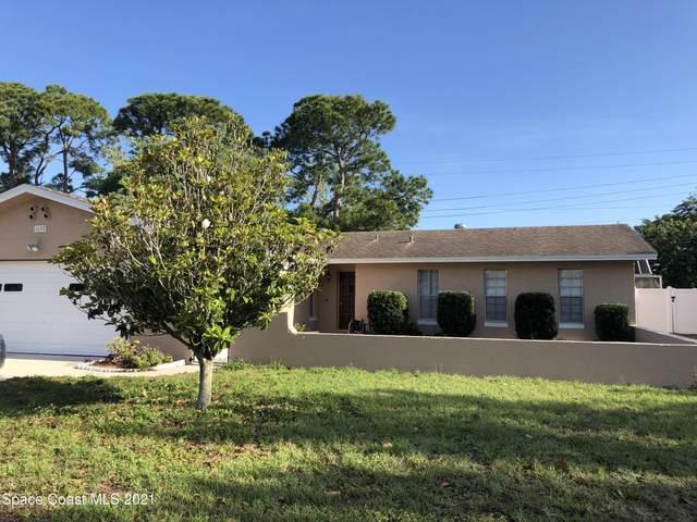 1698 Fenway Circle, Rockledge, FL 32955 (MLS #904687) :: Blue Marlin Real Estate