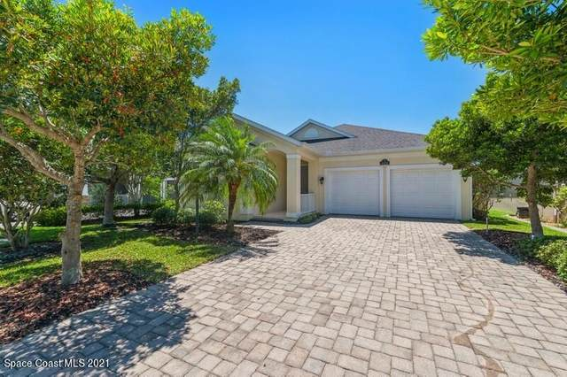 6424 Trieda Drive, Melbourne, FL 32940 (MLS #904702) :: Premium Properties Real Estate Services