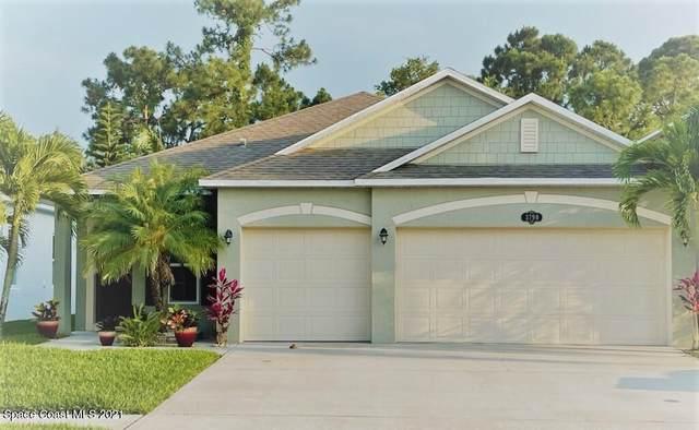 3790 Aria Drive, Melbourne, FL 32904 (MLS #904737) :: Premium Properties Real Estate Services