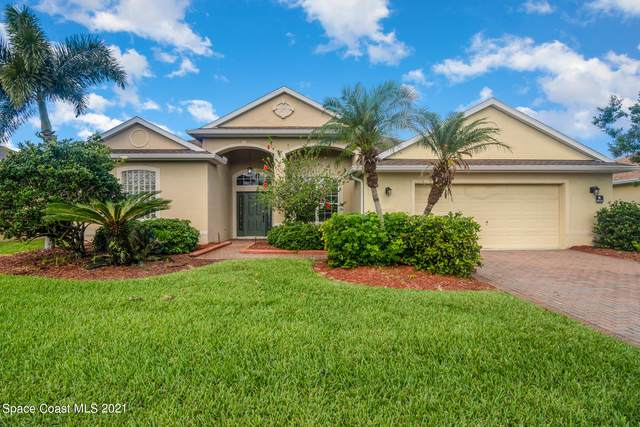 4816 Merlot Drive, Rockledge, FL 32955 (MLS #904748) :: Premium Properties Real Estate Services