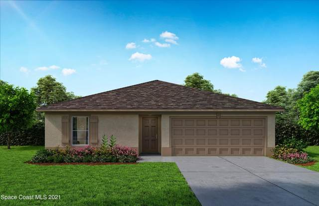 990 Vantage Street SE, Palm Bay, FL 32909 (MLS #904771) :: Keller Williams Realty Brevard