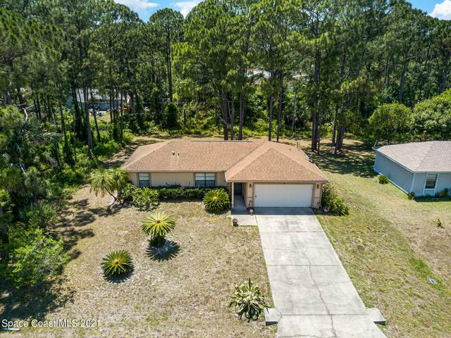 852 Lamplighter Drive NW, Palm Bay, FL 32907 (MLS #904772) :: Premier Home Experts