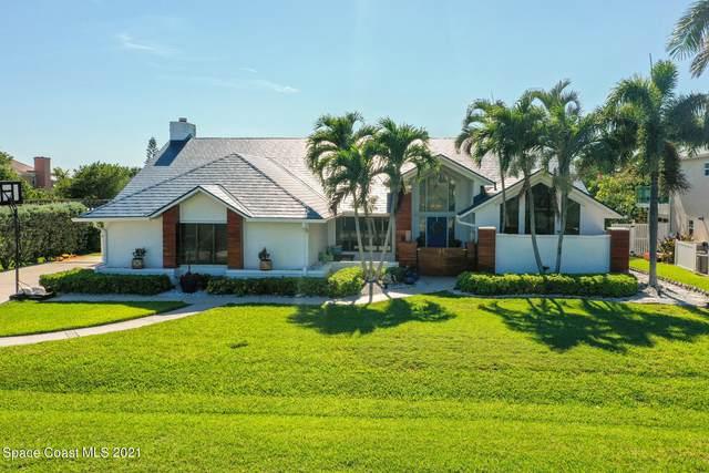 449 Turtle Circle, Satellite Beach, FL 32937 (#904784) :: The Reynolds Team | Compass