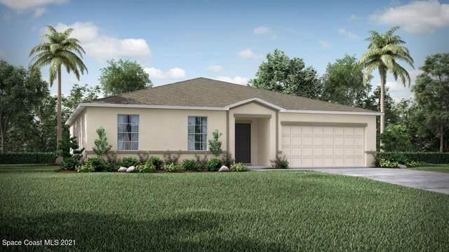 1426 Rila Street SE, Palm Bay, FL 32909 (MLS #904811) :: New Home Partners