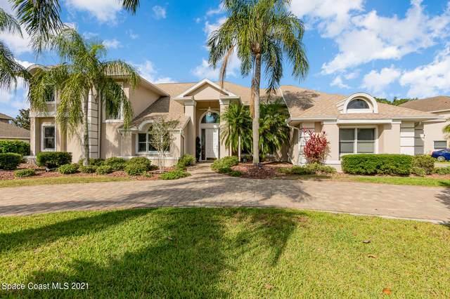 4054 Snowy Egret Drive, Melbourne, FL 32904 (MLS #904812) :: New Home Partners