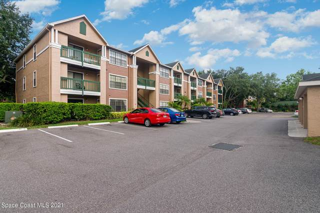 7667 N Wickham Road #601, Melbourne, FL 32940 (MLS #904845) :: Blue Marlin Real Estate