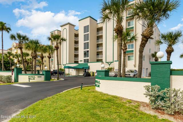 1505 N Hwy A1a #204, Indialantic, FL 32903 (MLS #904856) :: Blue Marlin Real Estate