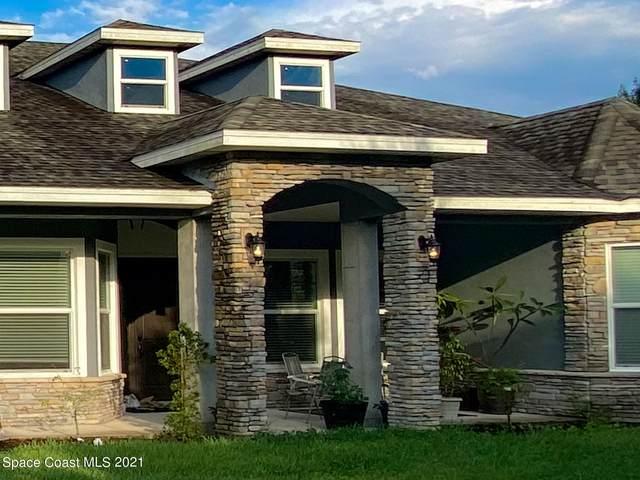 5205 Florida Palm Avenue, Cocoa, FL 32927 (MLS #904857) :: Blue Marlin Real Estate