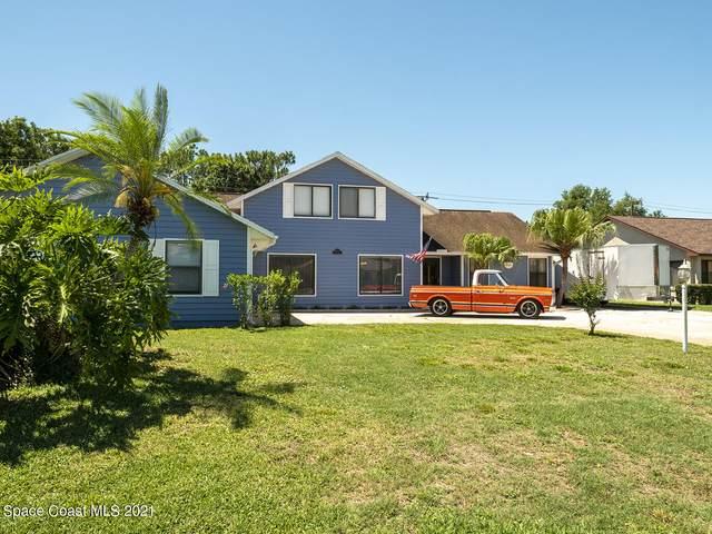 4745 Longbow Drive, Titusville, FL 32796 (MLS #904894) :: Blue Marlin Real Estate