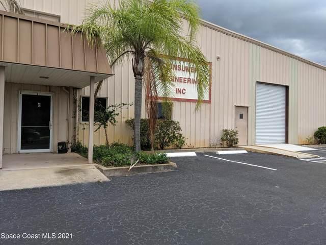 2730 Kirby Circle NE, Palm Bay, FL 32905 (MLS #904903) :: Engel & Voelkers Melbourne Central