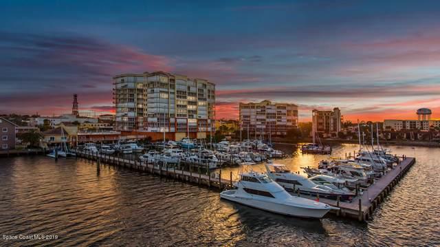 93 Delannoy Avenue #906, Cocoa, FL 32922 (MLS #904908) :: Engel & Voelkers Melbourne Central