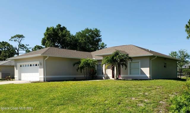 266 Delaware Avenue, Sebastian, FL 32958 (MLS #904910) :: Blue Marlin Real Estate