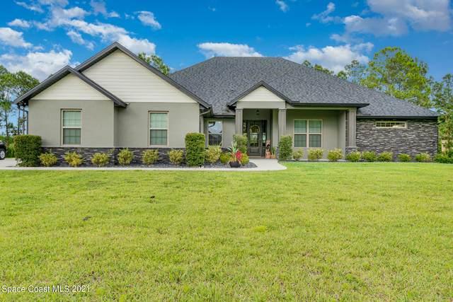2715 Fawn Lake Boulevard, Mims, FL 32754 (MLS #904915) :: Premium Properties Real Estate Services
