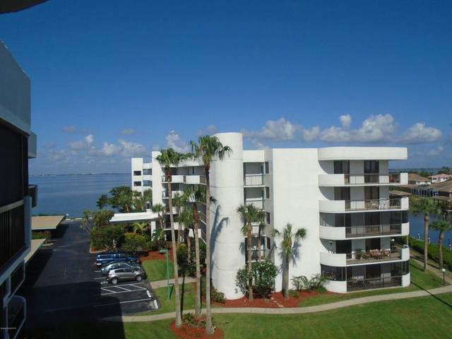 300 Columbia Drive 504-2, Cape Canaveral, FL 32920 (#904926) :: The Reynolds Team | Compass