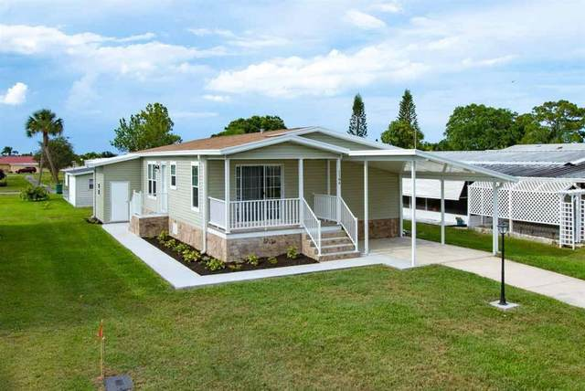 1184 Waterway Drive, Barefoot Bay, FL 32976 (MLS #904935) :: Blue Marlin Real Estate