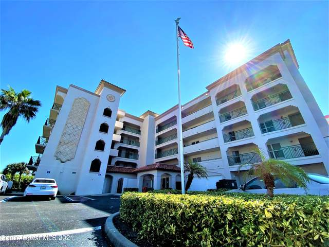 443 Johnson Avenue #402, Cape Canaveral, FL 32920 (#904939) :: The Reynolds Team | Compass