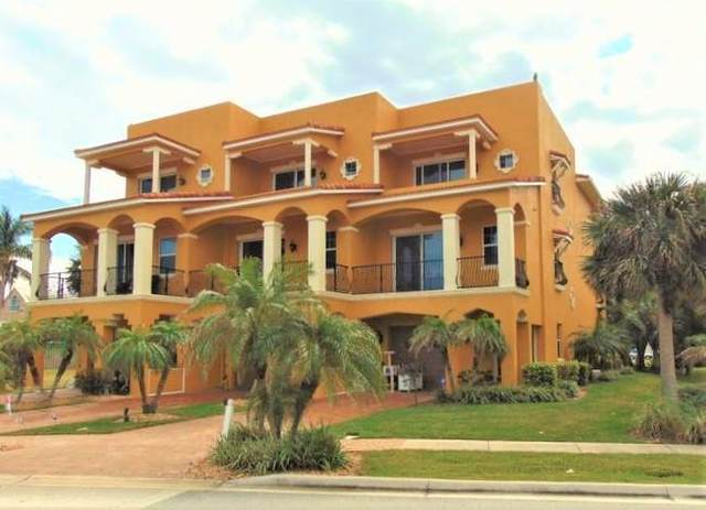 603 Washington Avenue #1, Cape Canaveral, FL 32920 (MLS #904974) :: Premium Properties Real Estate Services