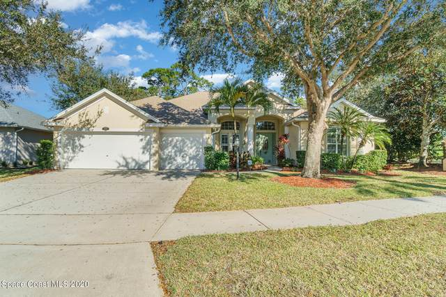3700 Fringetree Lane, Melbourne, FL 32940 (MLS #905009) :: Blue Marlin Real Estate