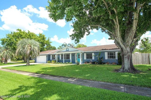 990 Boxford Lane, Rockledge, FL 32955 (MLS #905024) :: Premium Properties Real Estate Services