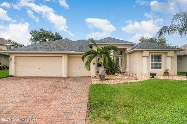 3790 Chardonnay Drive, Rockledge, FL 32955 (MLS #905038) :: Premium Properties Real Estate Services