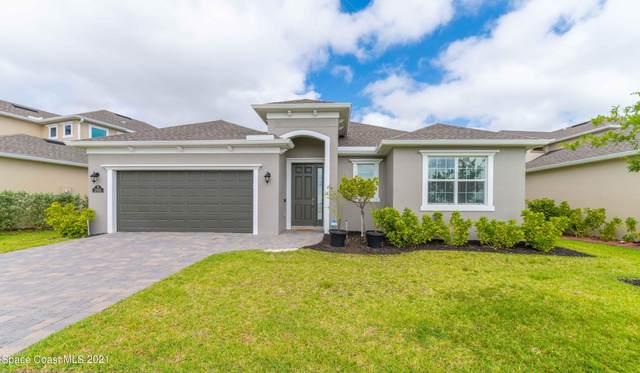 2951 Casterton Drive, Melbourne, FL 32940 (MLS #905049) :: Premium Properties Real Estate Services