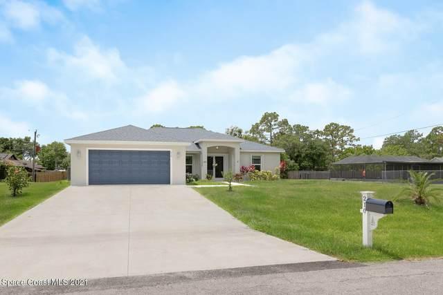 210 Pelican Drive NE, Palm Bay, FL 32907 (MLS #905057) :: Armel Real Estate