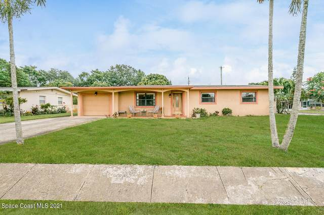 1570 Plum Avenue, Merritt Island, FL 32952 (MLS #905067) :: Blue Marlin Real Estate