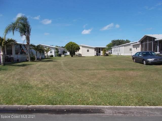 322 Macadamia Drive, Barefoot Bay, FL 32976 (MLS #905070) :: Engel & Voelkers Melbourne Central