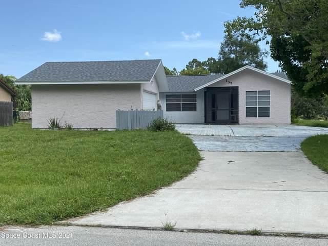 137 Watoga Avenue SW, Palm Bay, FL 32908 (MLS #905072) :: Armel Real Estate