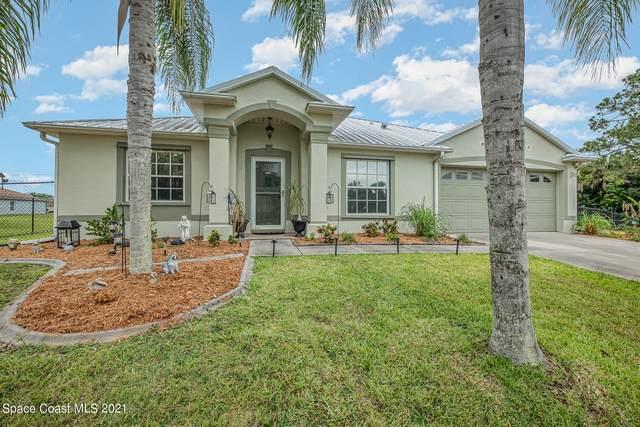 1692 Carbondale Avenue NW, Palm Bay, FL 32907 (MLS #905084) :: Armel Real Estate