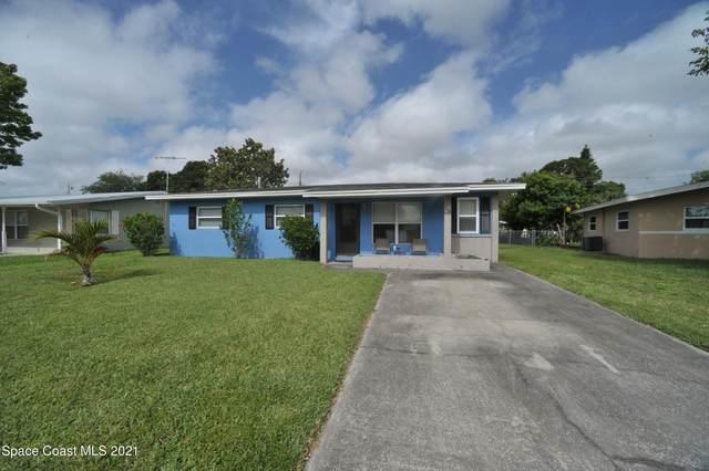 848 Comanche Avenue, Melbourne, FL 32935 (MLS #905095) :: Armel Real Estate