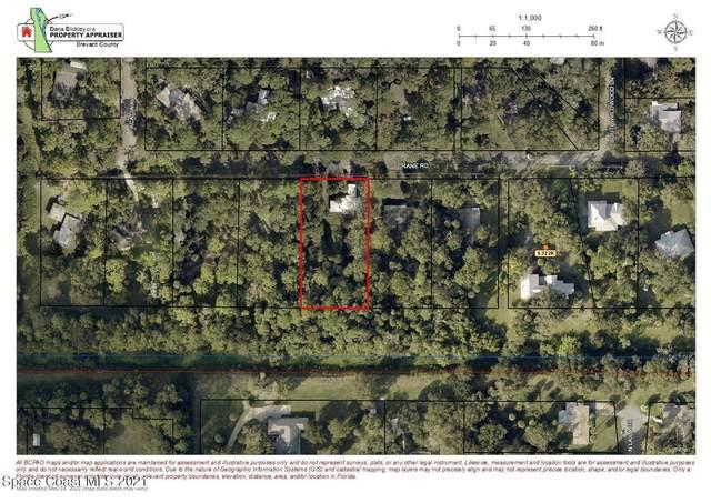 5819 Crane Road, Melbourne, FL 32904 (MLS #905115) :: Armel Real Estate