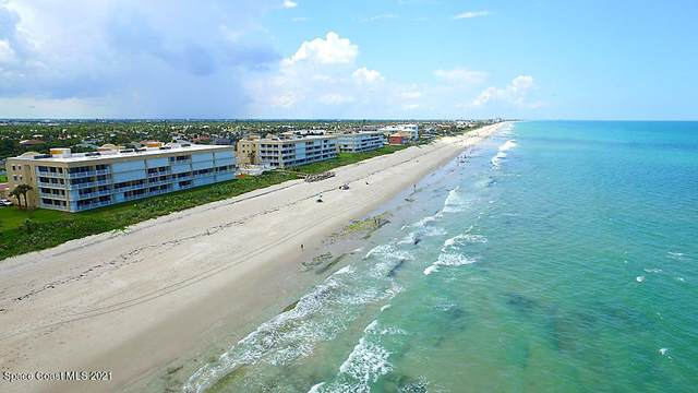 1831 Highway A1a #3105, Indian Harbour Beach, FL 32937 (MLS #905130) :: Premium Properties Real Estate Services