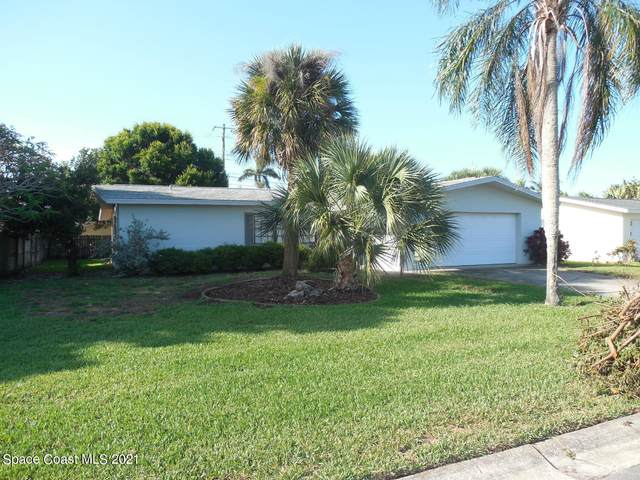 211 Micanopy Court, Indian Harbour Beach, FL 32937 (MLS #905131) :: Blue Marlin Real Estate