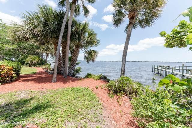 10 Bayshore Court, Rockledge, FL 32955 (MLS #905140) :: Premium Properties Real Estate Services