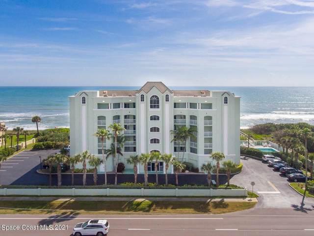 275 Highway A1a #201, Satellite Beach, FL 32937 (MLS #905145) :: Keller Williams Realty Brevard