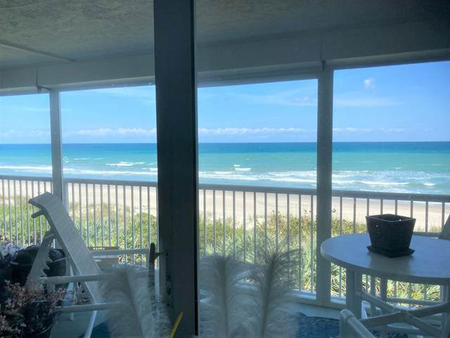 1555 N Highway A1a #204, Indialantic, FL 32903 (MLS #905148) :: Premium Properties Real Estate Services