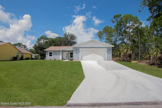 1444 Glendale Avenue NW, Palm Bay, FL 32907 (MLS #905164) :: Armel Real Estate