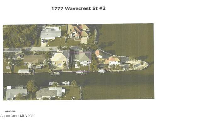 1777 Wavecrest Street, Merritt Island, FL 32952 (MLS #905167) :: Premium Properties Real Estate Services