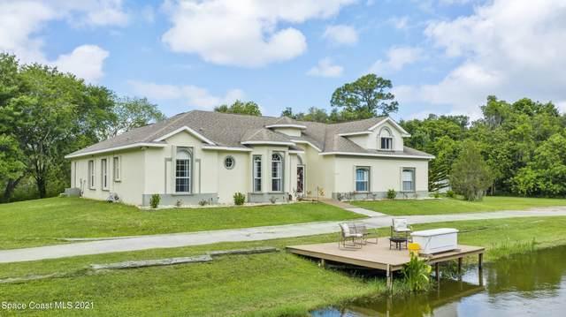 4925 Secluded Way, Merritt Island, FL 32953 (MLS #905171) :: Premium Properties Real Estate Services