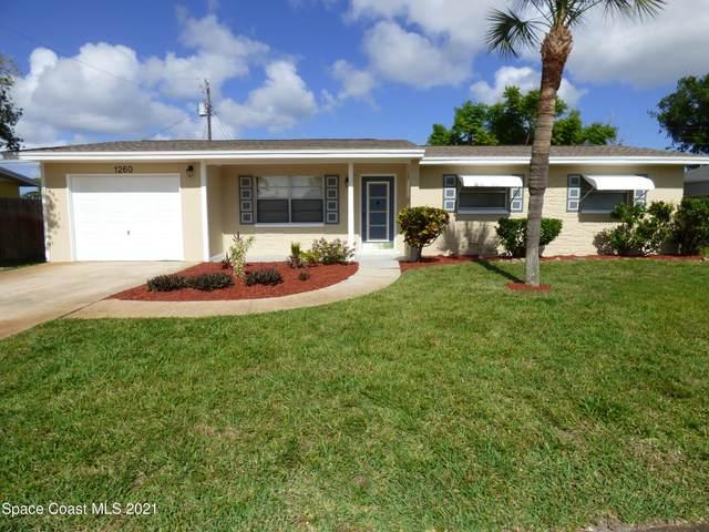 1260 San Juan Drive, Merritt Island, FL 32952 (MLS #905181) :: Premium Properties Real Estate Services