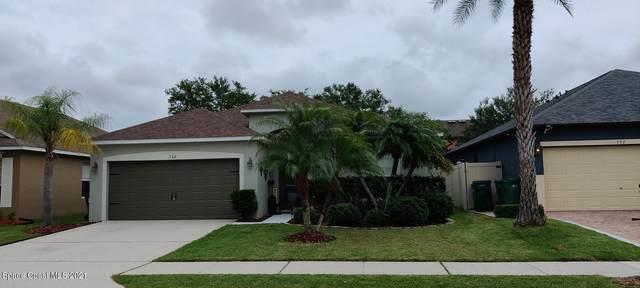 762 Cressa Circle, Cocoa, FL 32926 (MLS #905182) :: Premium Properties Real Estate Services