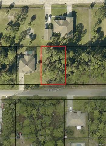 561 Fitchburg Street SW, Palm Bay, FL 32908 (MLS #905187) :: Armel Real Estate