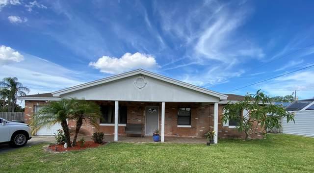 952 Brewster Lane, Rockledge, FL 32955 (MLS #905192) :: Premium Properties Real Estate Services