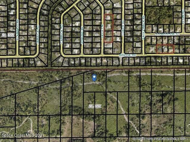 0 Grissom Parkway, Cocoa, FL 32927 (MLS #905211) :: Premium Properties Real Estate Services