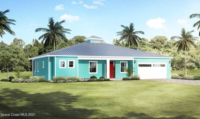2125 Louisiana Street, Titusville, FL 32780 (MLS #905218) :: Keller Williams Realty Brevard